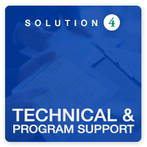 Technical & Program Support